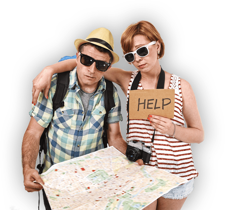 Preklad jazykov turisti